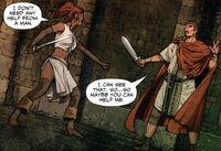 Achillia vs Axia Britannia We Who Are About To Die Vol 1 2 001