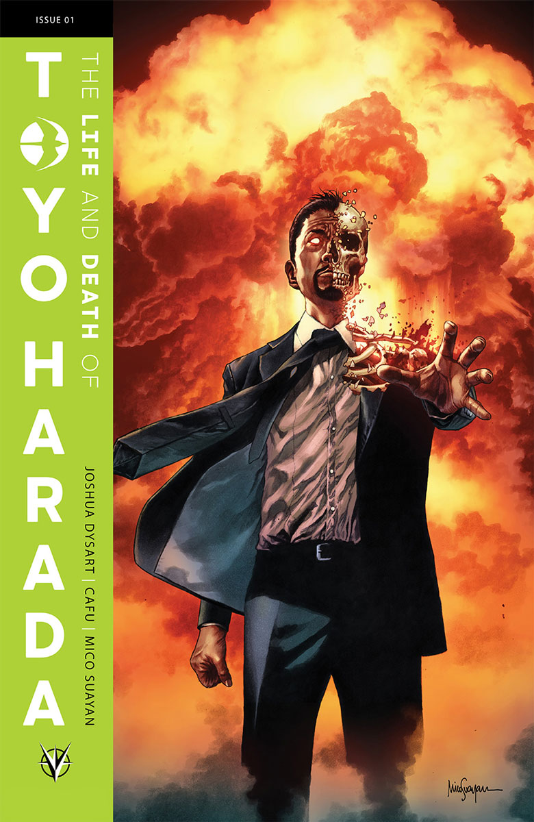 The Life and Death of Toyo Harada Vol 1