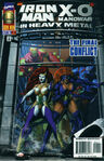 Iron Man X-O Manowar in Heavy Metal Vol 1 1