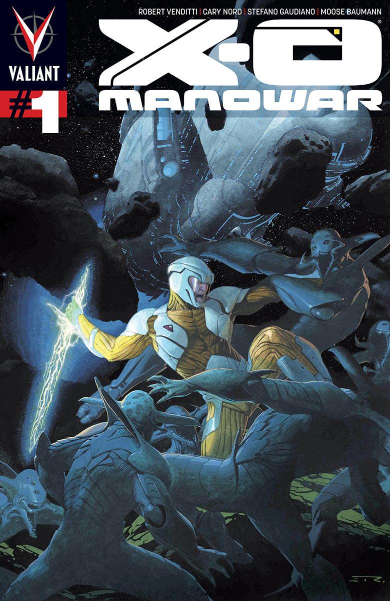 X-O Manowar Vol 3