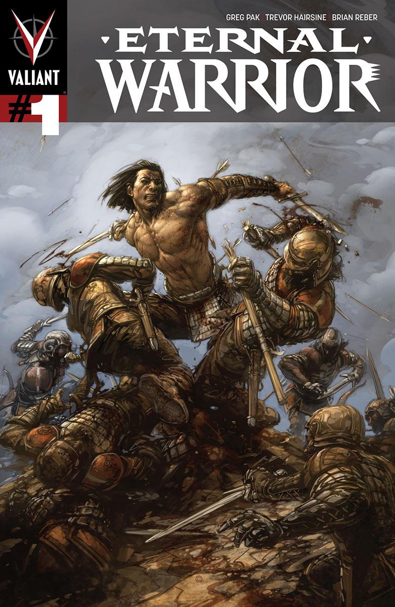 Eternal Warrior Vol 2