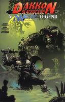 Dakkon Blackblade A Magic The Gathering Legend Vol 1 1