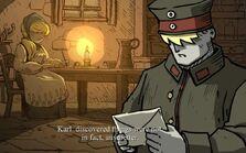 Karl marie letter