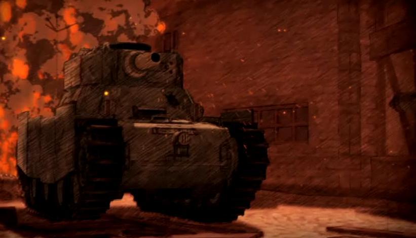 Gallian Light Tank