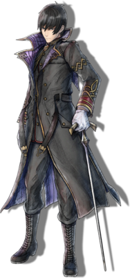 Forseti in Valkyria Chronicles 4.