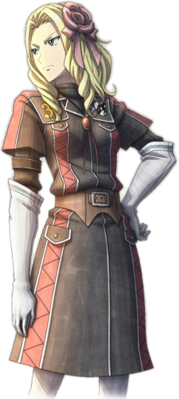 Margit in Valkyria Chronicles 3.
