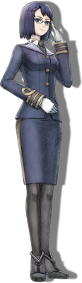 Ruch in Valkyria Chronicles 4.