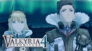 Valkyria Chronicles 4 - Announcement Trailer
