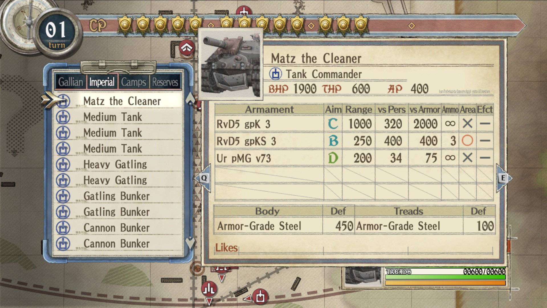 Matz the Cleaner (VC1)