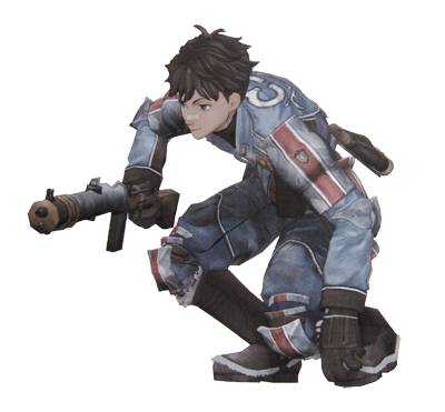 Montley in Valkyria Chronicles.
