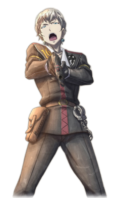 Ada Ansorge in Valkyria Chronicles 3.