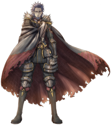Dahau in Valkyria Chronicles 3.