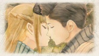 Claude and Riley kiss in true ending.jpg