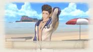 VC4 Claude Swimsuit SS