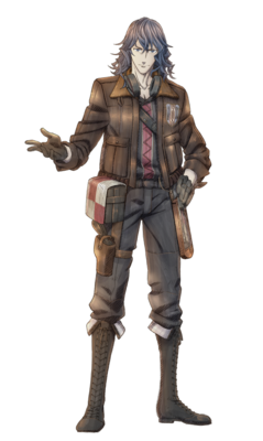 Gusurg in Valkyria Chronicles 3.