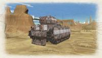 Med Tank Gatling