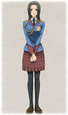 Marion in Valkyria Chronicles 2.