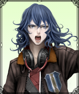 Gusurg in Valkyria Chronicles Duel.