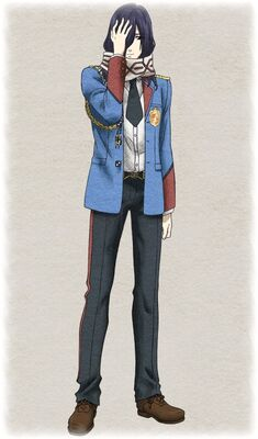 Jugin in Valkyria Chronicles 2.