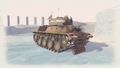 Assault Tank Leader mortar