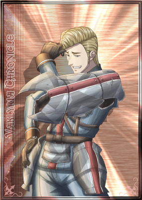 Theold in Valkyria Chronicles Duel.