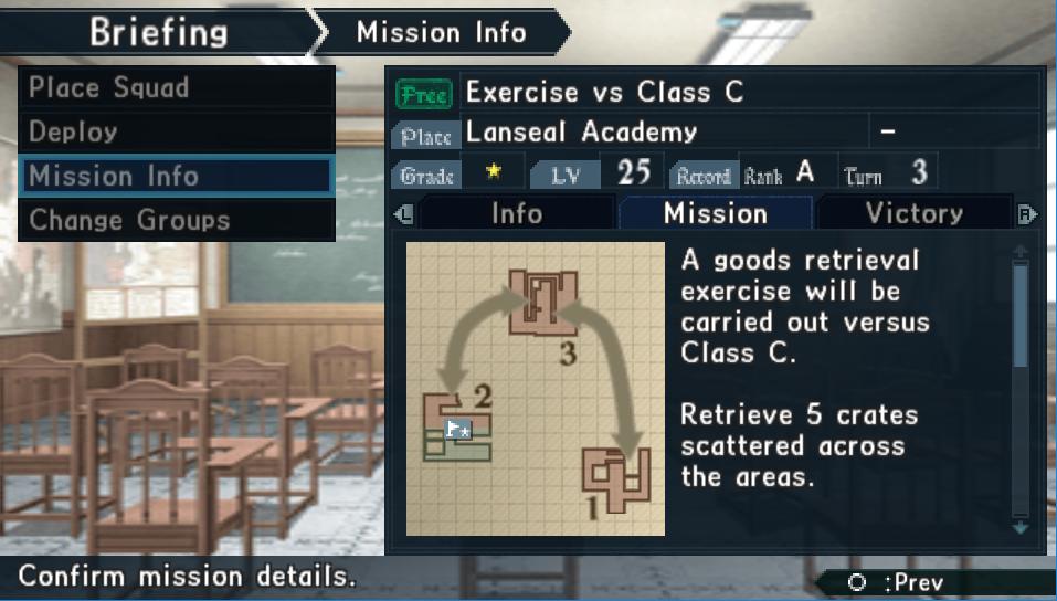 Exercise vs Class C