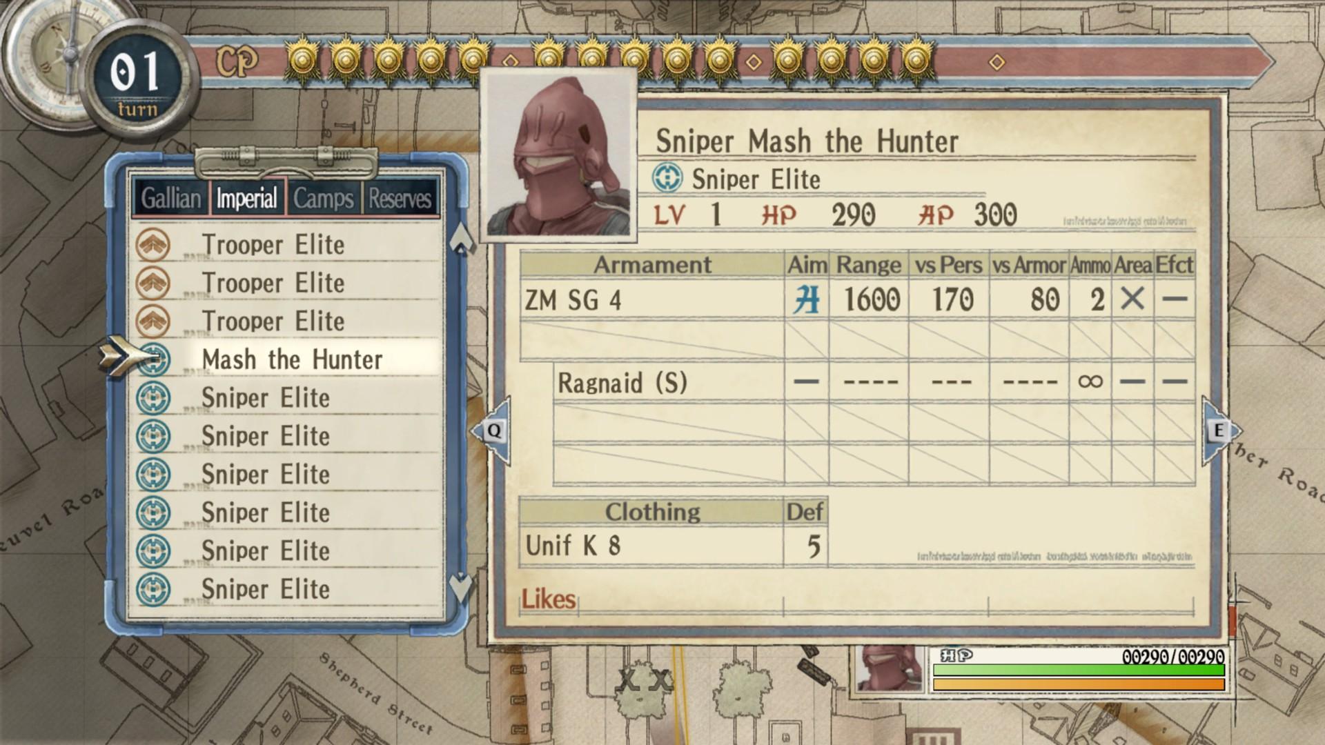 Mash the Hunter (VC1)