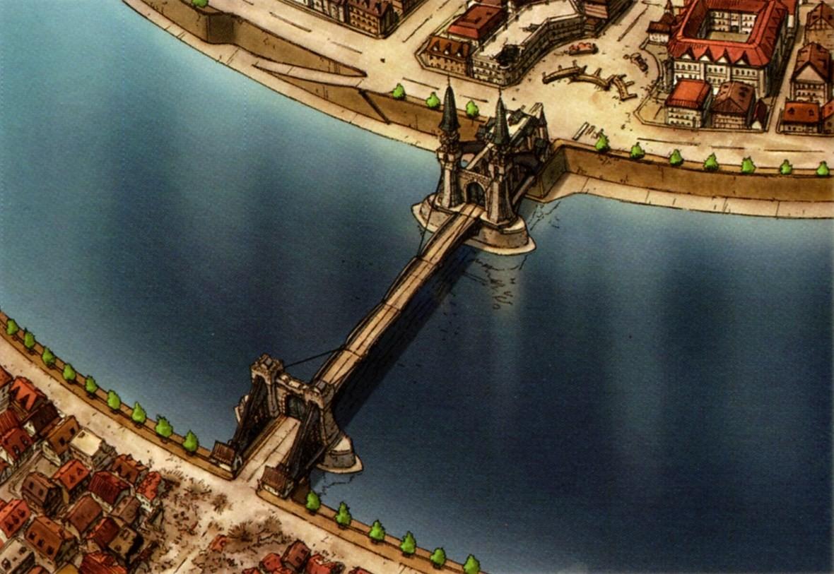 Great Vasel Bridge