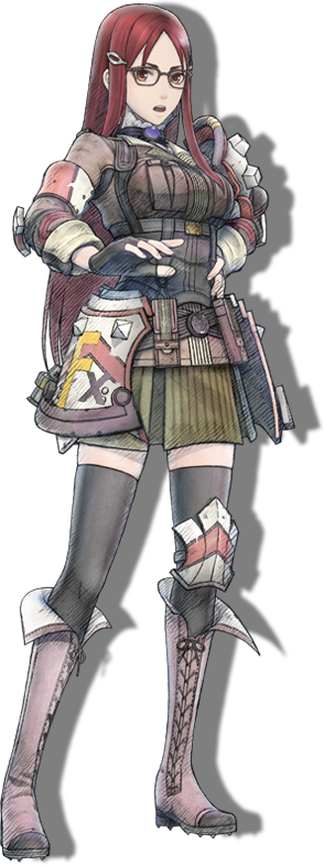 Valkyria Chronicles Rule 34