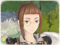 In-game story picture of Christel Ward.