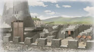 Ghilandio fortress