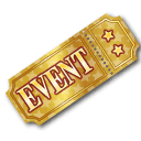 Honorable Plaque Gold Ticket (DAIKOKUTEN)