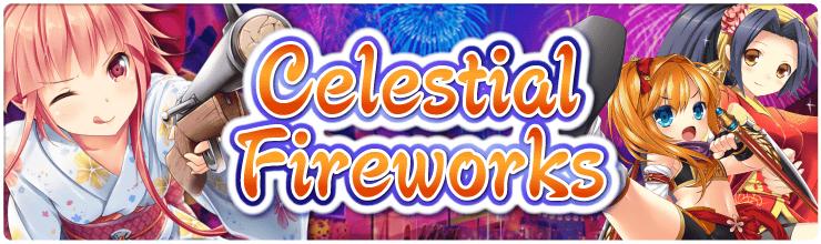 Celestial Fireworks