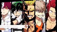 Boku no Hero Academia OST 01 - You Say Run『Theme Song - Plus Ultra』