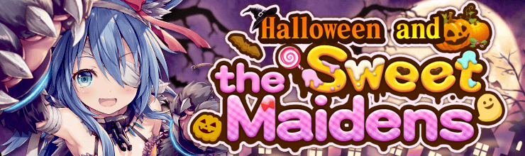 Halloween and the Sweet Maidens