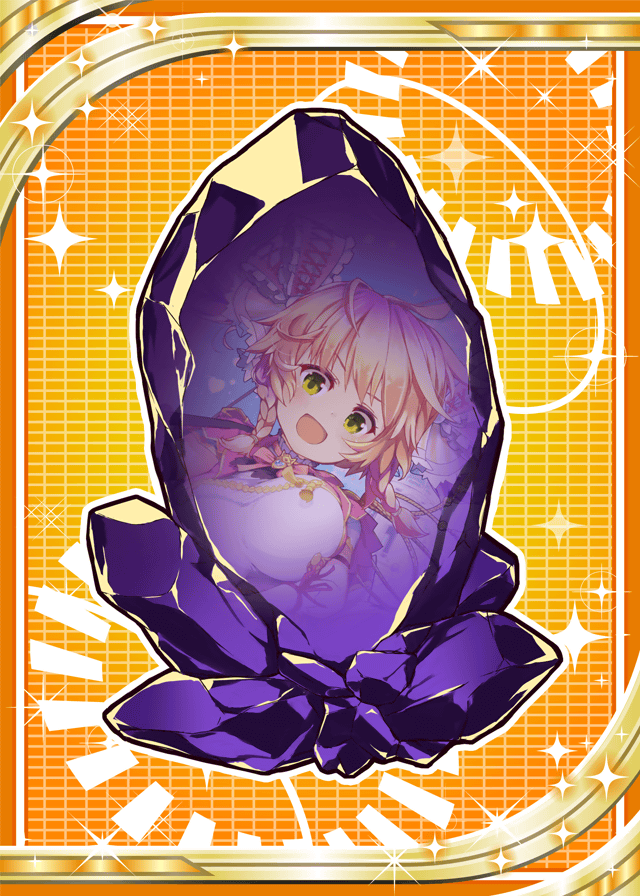 Crystal Lilac Gem