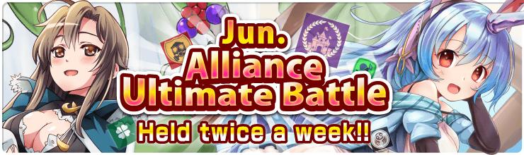 Alliance Ultimate Battle 9