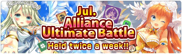 Alliance Ultimate Battle 10