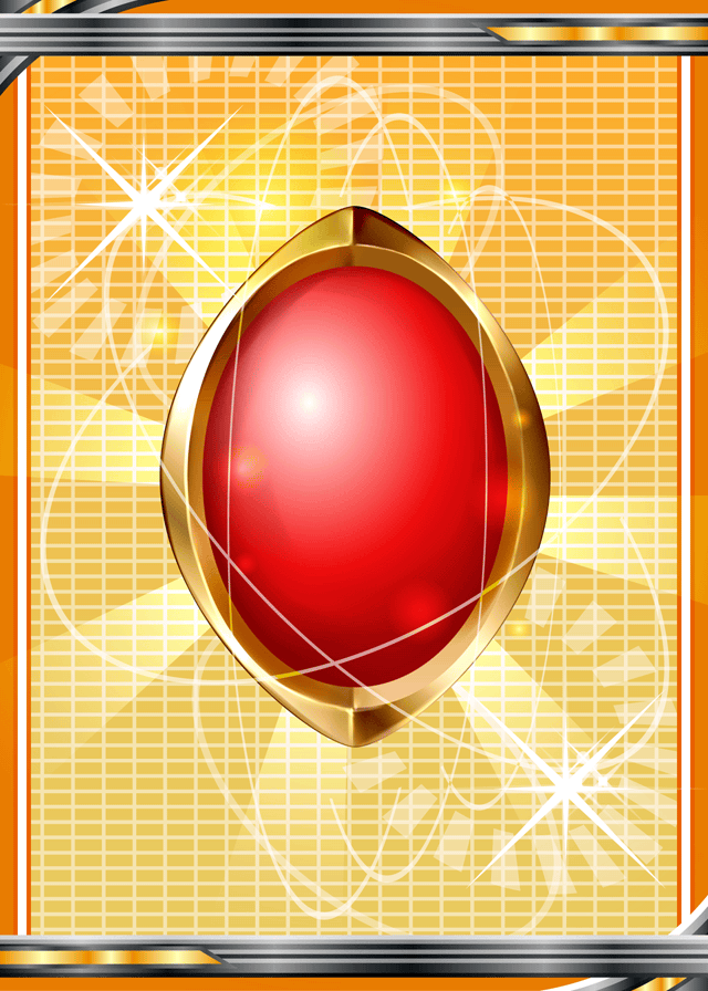 Crimson Gemstone