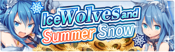 Ice Wolves and Summer Snow