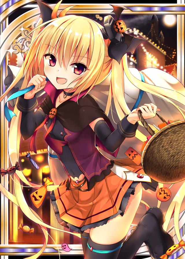Halloween Gem