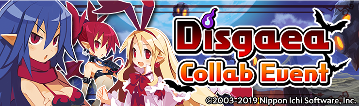 Disgaea Collab Event