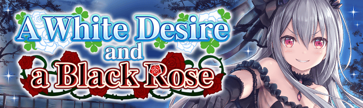 A White Desire and a Black Rose
