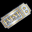 Honorable Plaque Silver Ticket (DAIKOKUTEN)