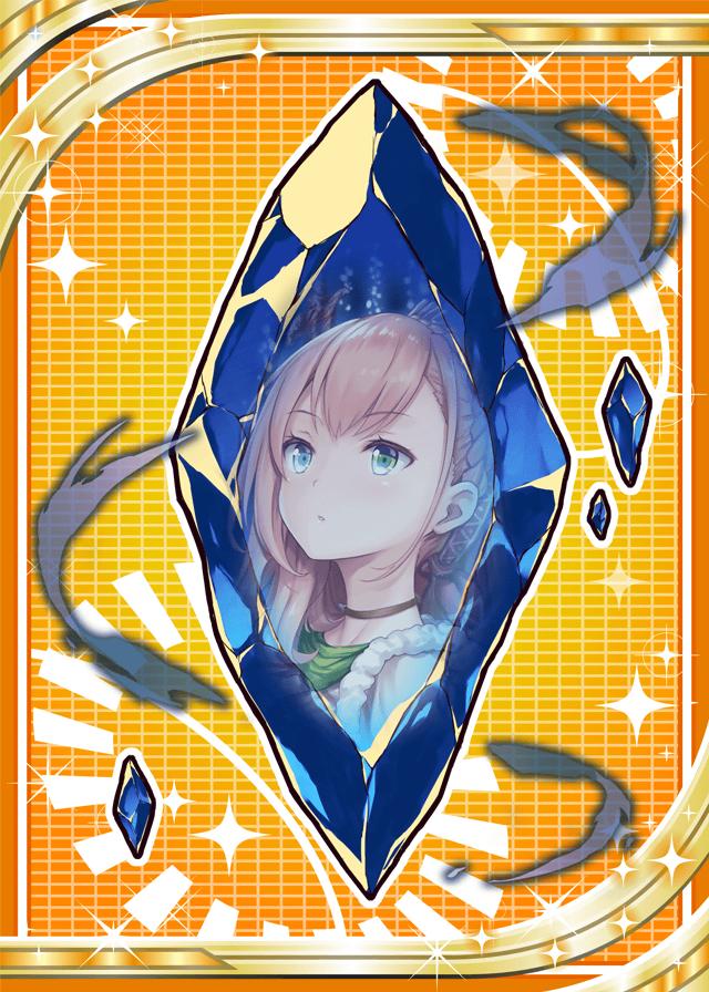 Diamond Nymph Gem