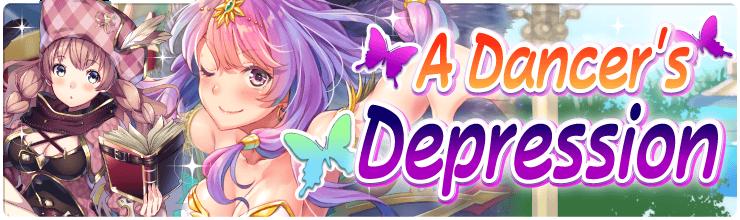A Dancer's Depression