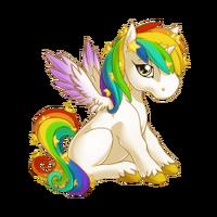 Celestial Rainbow Alicorn Baby.png