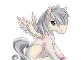 Pale Opal Alicorn