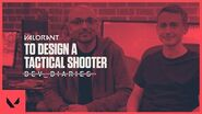 To design a tactical shooter Dev Diaries - VALORANT