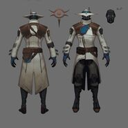 Cypher Character Concept